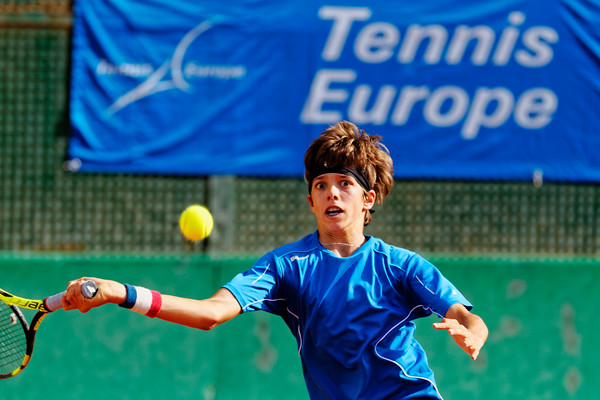 01.02a Arthur Cazaux  - France - Tennis Europe Summer Cups final boys 14 years 2016