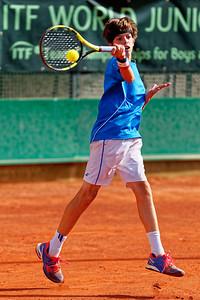 01.02b Arthur Cazaux  - France - Tennis Europe Summer Cups final boys 14 years 2016