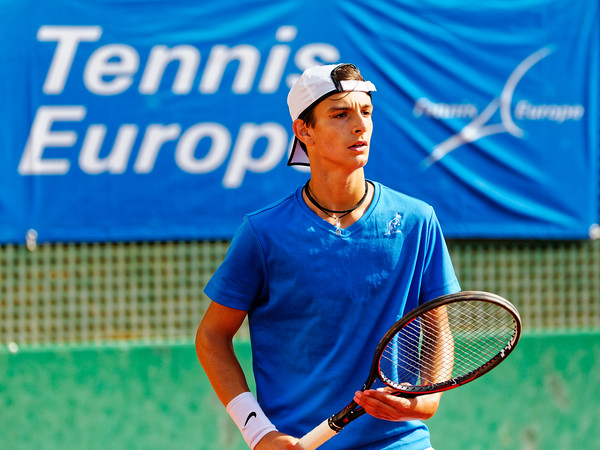 01.01a Lorenzo Musetti - Italy - Tennis Europe Summer Cups final boys 14 years 2016