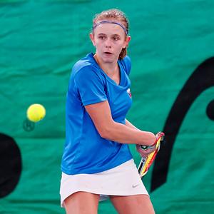 104b Nina Stankovska - Team Slovak Republic  - Tennis Europe Wintercups final girls 14 years and under 2016