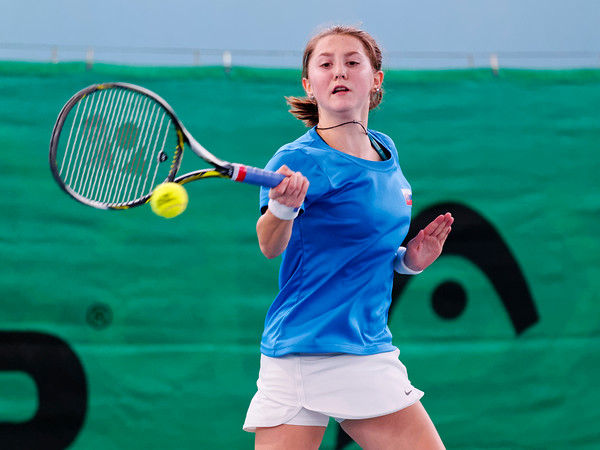 106 Romana Cisovska - Team Slovak Republic  - Tennis Europe Wintercups final girls 14 years and under 2016