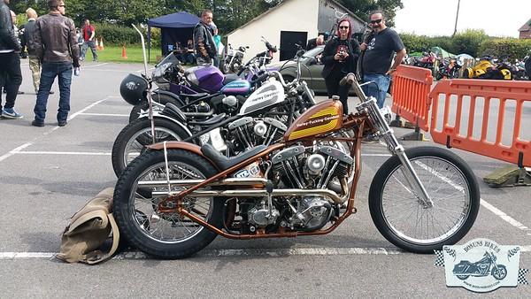 Test Valley Show bikes