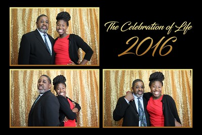 The Celebration of Life 2016