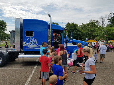 Touch-a-Truck Event 2016