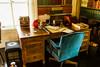 O'Neill's office desk