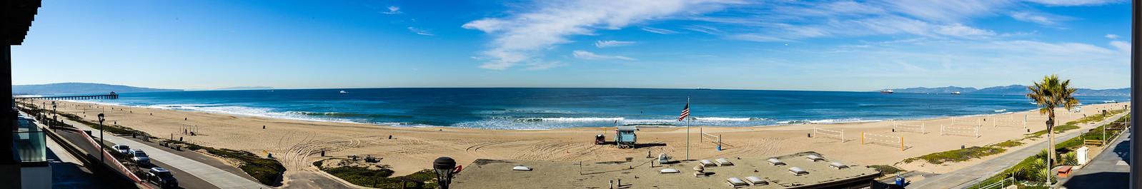 Manhattan Beach visit