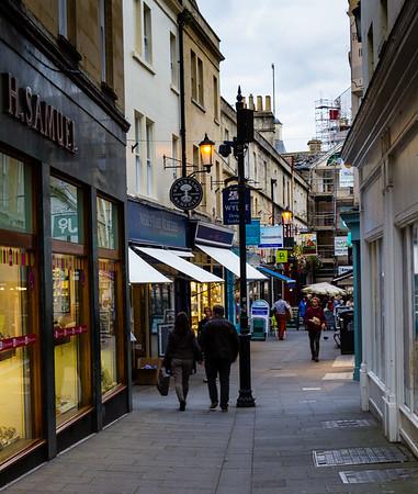London - Day 3 - Excursion to Bath