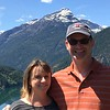 The Poleys in front of Davis Peak - North Cascades loop
