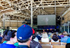 Garrison on big screen
