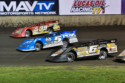 Michael Kloos (6K), Don O'Neal (5) and Tim McCreadie (39)