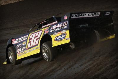 Tri-City Speedway; UMP DIRTcar Summer Nationals Hell Tour 6-24-16