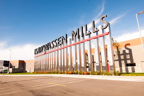 Tsawwassen Mills Trip
