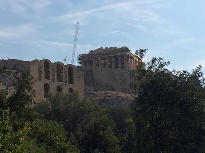 Reconstruction of historic building - Erin Metro