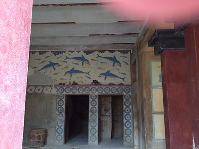 Inside arts with Dolphins