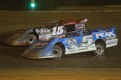 Don O'Neal (5) and Steve Francis (15)
