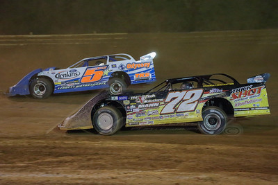 Jason Covert (72) and Shane Hitt (5*)