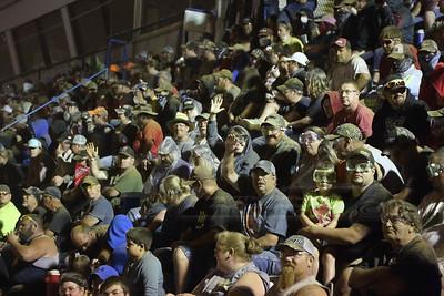 Tyler County Speedway race fans