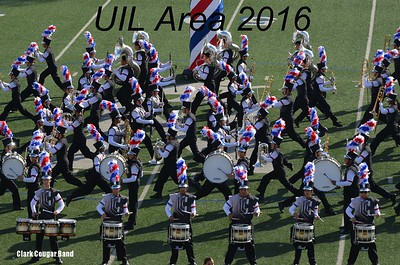 20161029 UIL Area Marching Contest