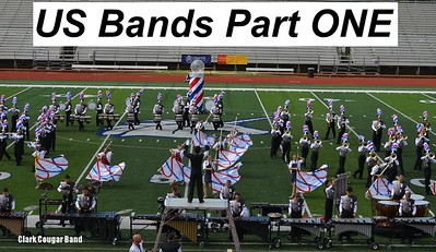 20161001 US Bands Part ONE