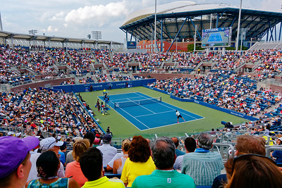 04 The brand new Grand Stand - Us Open 2016