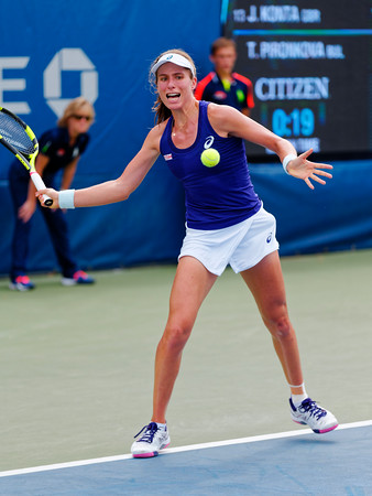 03a Johanna Konta - Us Open 2016
