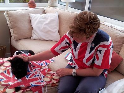 The Queen's Diamond Jubilee in Wimborne