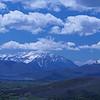 panorama Utah mountains Midway Utah