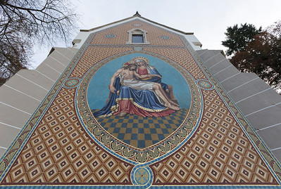 Moselsteig, Monzel- Bernkastel, st anna kapelle
