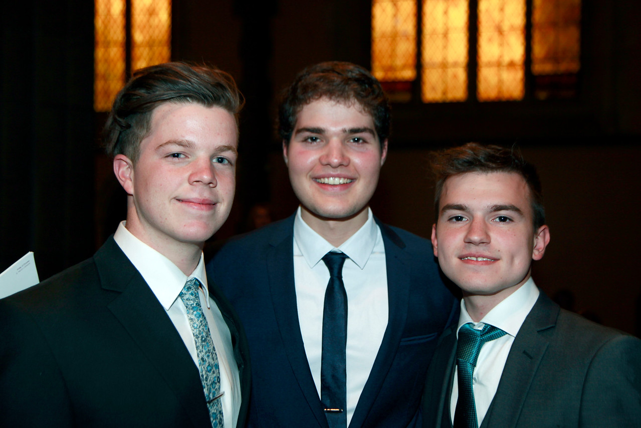 Marcellin College Valedictory 2016