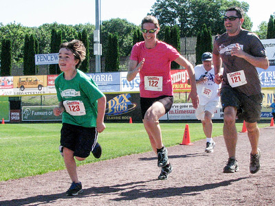 Valley Cats Father's Day Home Run 5K