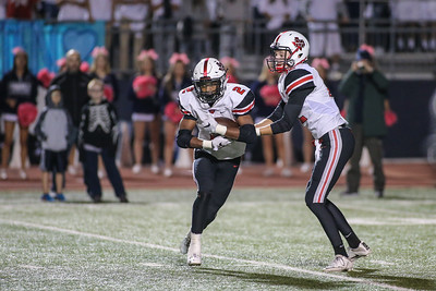 HS Football: 10/21/16 Marcus at Flower Mound
