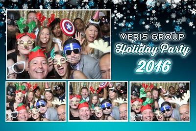 Veris Group Holiday Party 2016