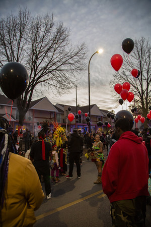 Vigil for Jamar Clark, November 15 2016