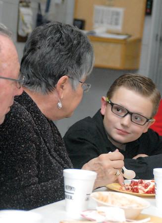 Vinton Lions Club Eastern Iowa Honor Flight chili supper