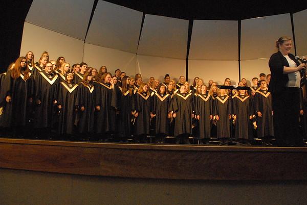 Vinton-Shellsburg Choral Fall Concert
