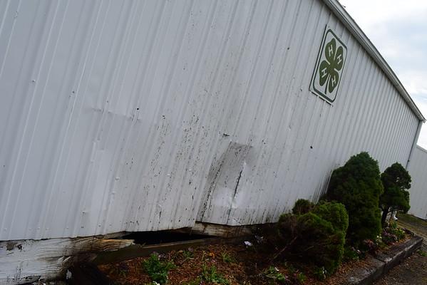 Vinton Tornado Damage