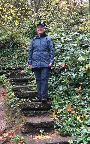 Golden Gardens stairs