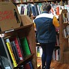 Book store browsing
