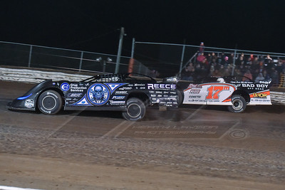 Scott Bloomquist (0) and Dale McDowell (17m)