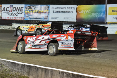 "Dennis ""Rambo"" Franklin (2), Morgan Bagley (14M) and Shane Clanton (25)"