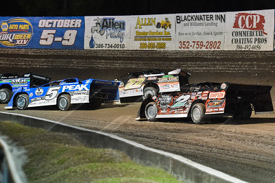 Don O'Neal (5), Chris Ferguson (22) and Joey Coulter (2)