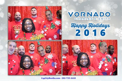 Vornado Holiday Party 2016