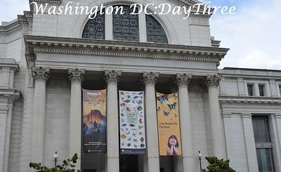 20160529 Washington DC: Day Three