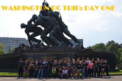 20160527 Washington DC: Day One