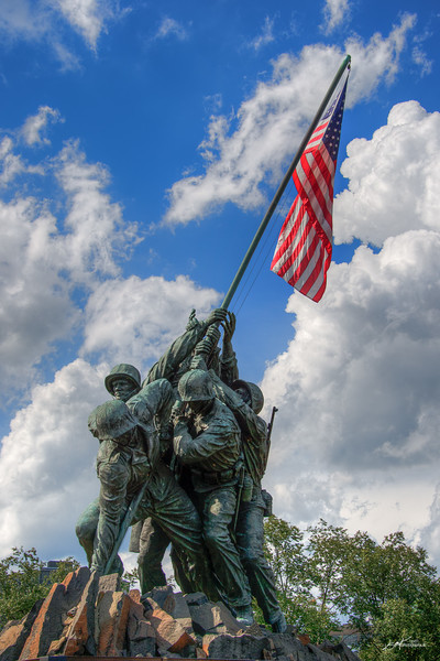 United States Marines Memorial