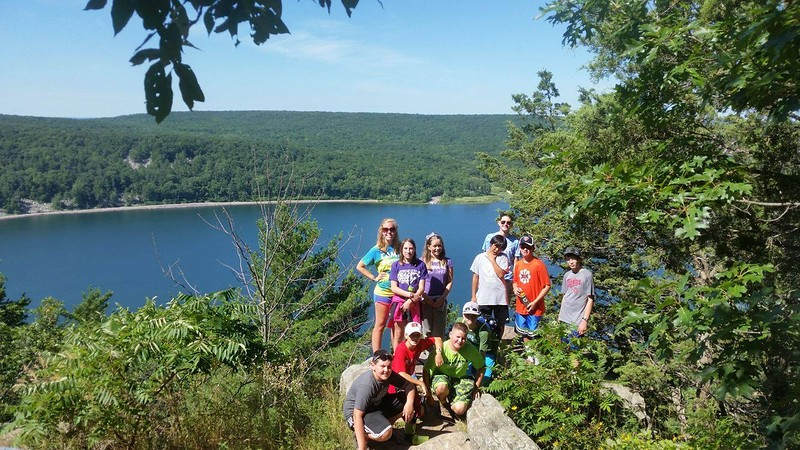 Devil's Lake Trail Trip