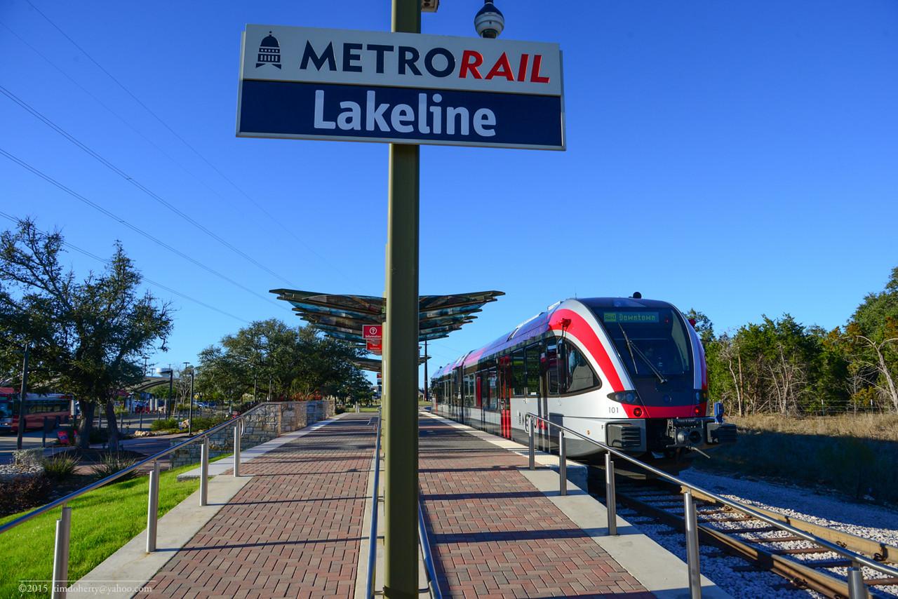 Lakeline Station