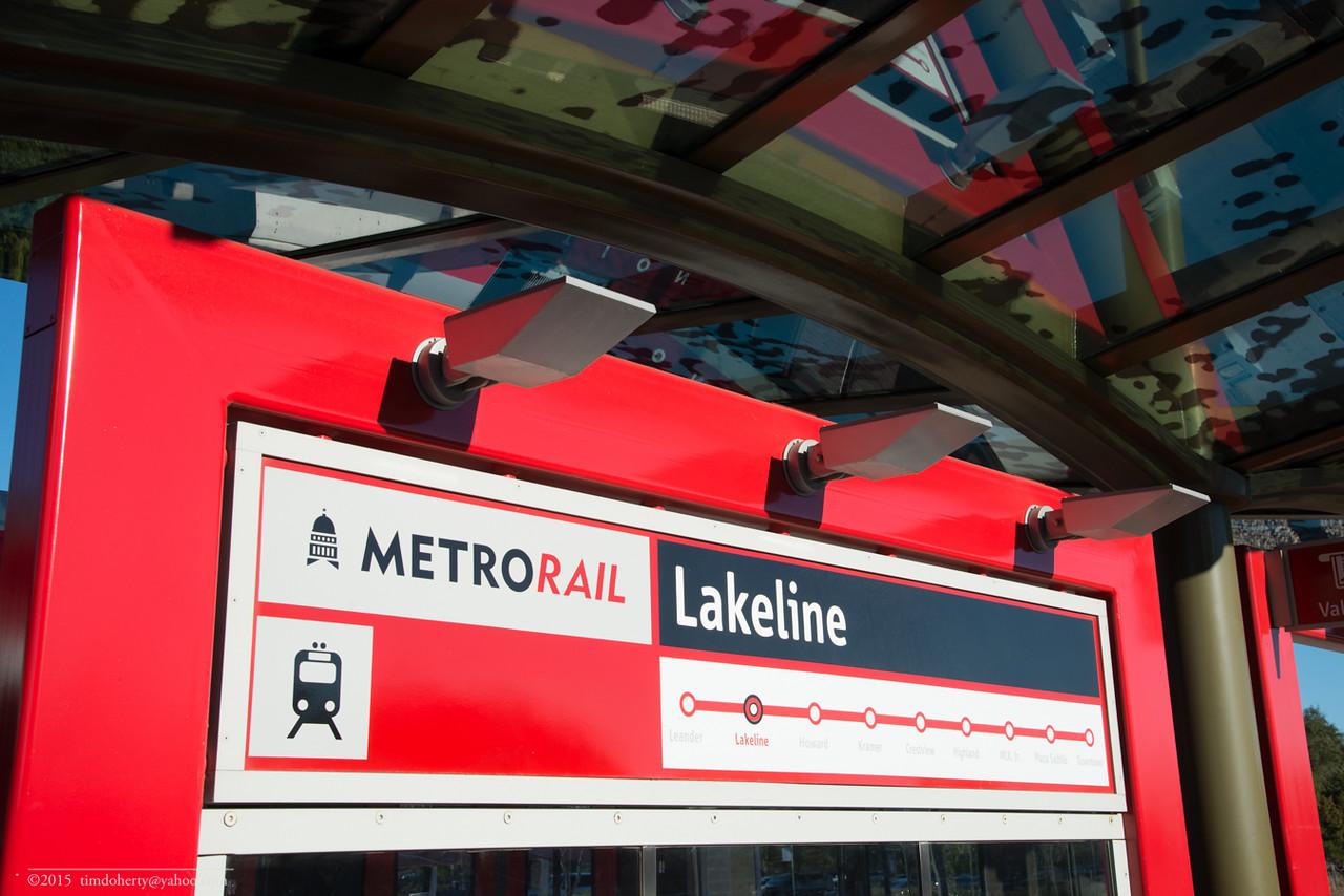 Metro Rail Lakeline