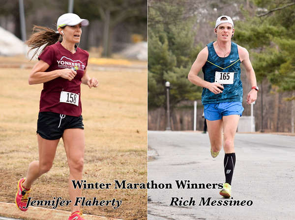 Winter Marathon and 3-Person Relay