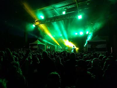 Winterwondergrass concert in Avon